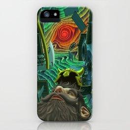 Magnon iPhone Case