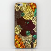 earth iPhone & iPod Skins featuring Earth by DuckyB