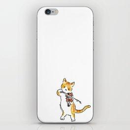 String Meowtet: Gus iPhone Skin