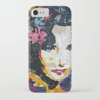jenny liz rome iPhone & iPod Cases featuring Liz by Phil Fung