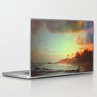 paradise Laptop & iPad Skins featuring Paradise by Daniel Montero