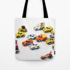 Micro Machine - Toy car Tote Bag