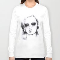 metal Long Sleeve T-shirts featuring Metal. by Rosalie Kate.
