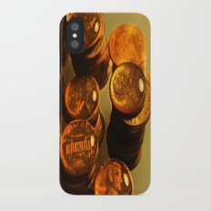 A Penny For Your Thoughts. Slim Case iPhone X
