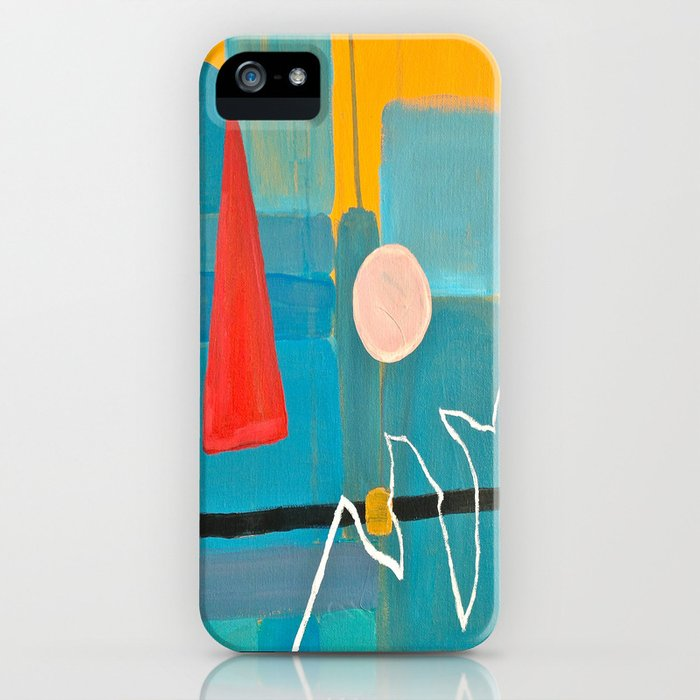 Abstract Study of Gnome (Pt.5) iPhone Case