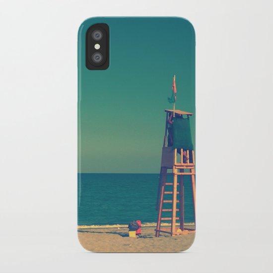 Hidden love iPhone Case