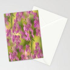 Rosebay Willowherb flowers  Stationery Cards