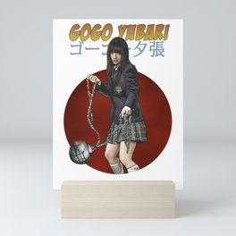 Kill Bill Tarantino - Gogo Yubari Mini Art Print