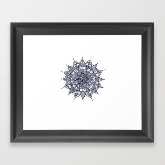"""""""Heart"""" Framed Art Print"""