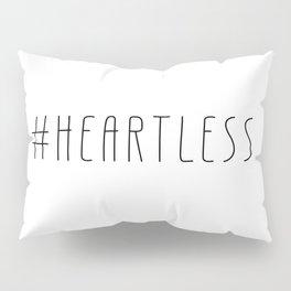 Hastag Seres | #heartless Pillow Sham