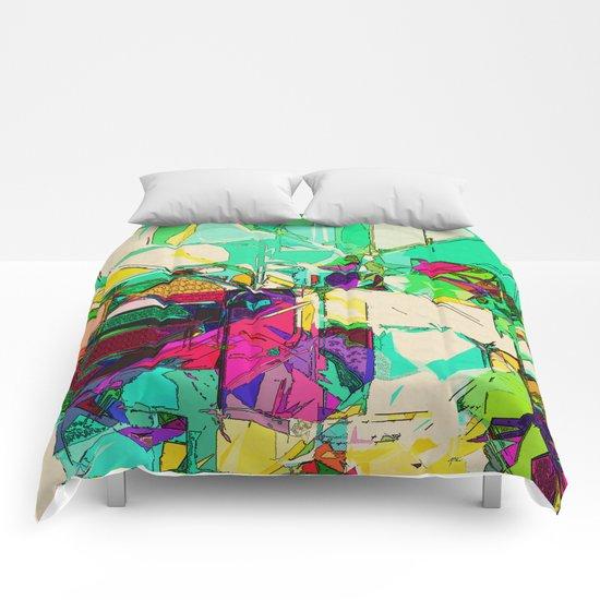 Oceans Apart Comforters