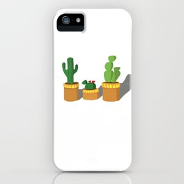 Sunny Afternnoon iPhone Case