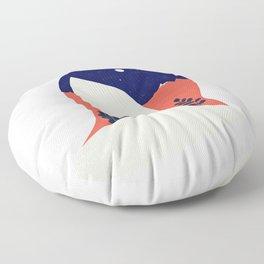 Girl World Floor Pillow