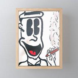 He's the Bee's Knees Framed Mini Art Print