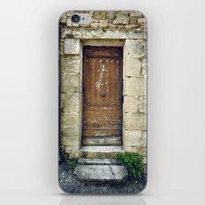 Histoire de portes V iPhone & iPod Skin