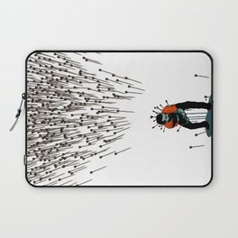 Stop Wasting Arrows And Aim For Its Head, You Damn Fools! V2 Laptop Sleeve