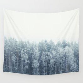 Frosty feelings Wall Tapestry