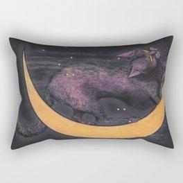 Mooncat Rectangular Pillow