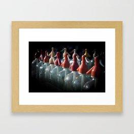 sifon Framed Art Print