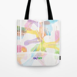 _ON/OFF Tote Bag