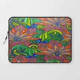 Forest of Acid Laptop Sleeve