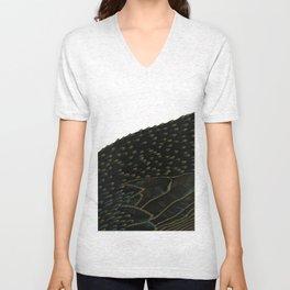starlings (cropped) Unisex V-Neck