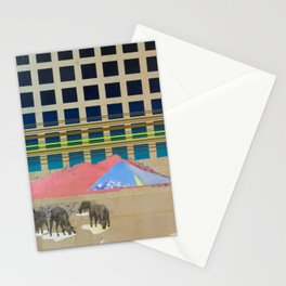 Almost Blue Stationery Cards