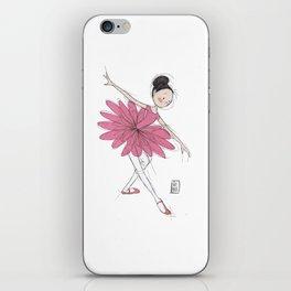 ballerina1 iPhone Skin
