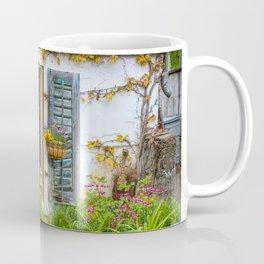 A Garden in Engelberg Coffee Mug
