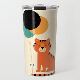 Time To Celebrate Travel Mug