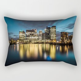 Blackwall Basin Rectangular Pillow