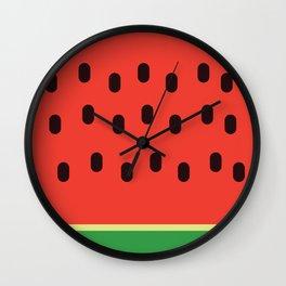 melancia Wall Clock