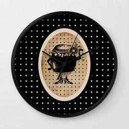 Lady Marmalade Wall Clock