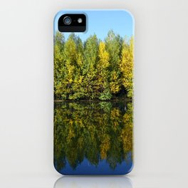 True Autumn Colours iPhone Case