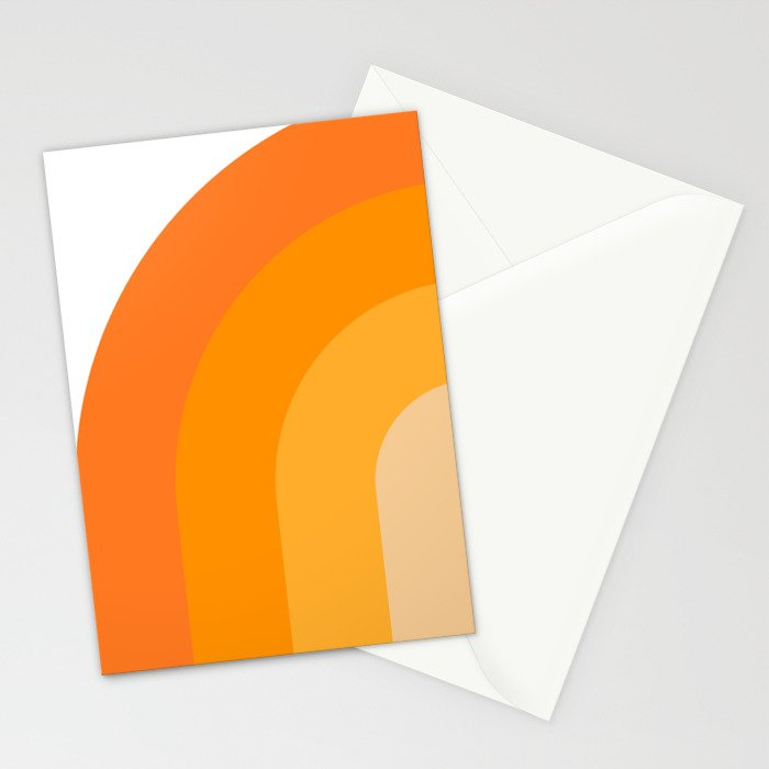 Retro 01 Stationery Cards