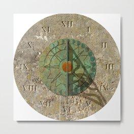 Sundial 02 Metal Print