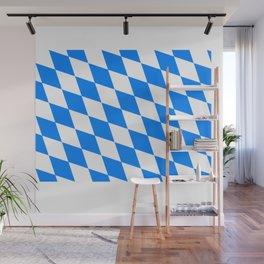 Bavarian Flag Germany Wall Mural