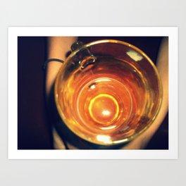 Oh Beer // O Birra Art Print