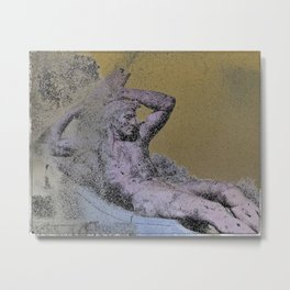 The Sublime Of Folly Metal Print