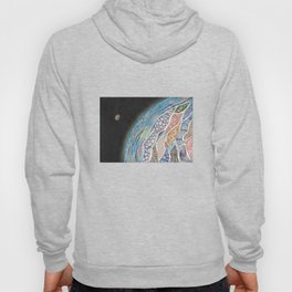 Silence and tranquility Hoody