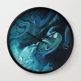 Gravity II Wall Clock