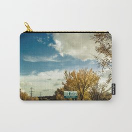 By The Riverside #5 Carry-All Pouch