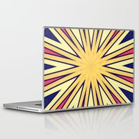 spires Laptop & iPad Skins featuring Spires by Abstracts by Josrick