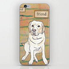 Best Friend  iPhone & iPod Skin