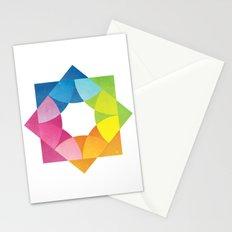 Blending Logo Stationery Cards