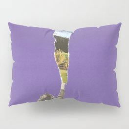 Landscape glimpse Pillow Sham