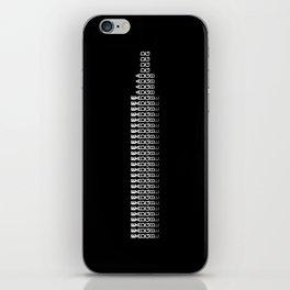 Guitar III iPhone Skin