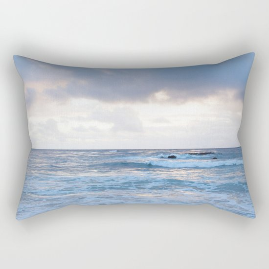 Momentarily Rectangular Pillow