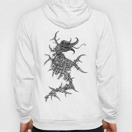 Seahorse Neuro-Skeletal Matrix Hoody
