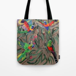 Birds of Paradise. Tote Bag